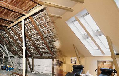 Holzbau innen  Ihr kompetender Partner fürs komplette Dach - Holzbau Ralf ...